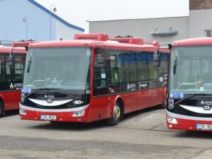 MHD v Jičíně zajišťuje místní dopravce, BusLine skončil. Jízdenka stojí 7 korun