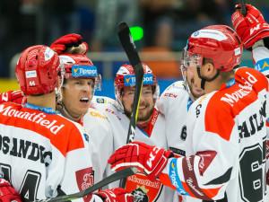 Hradec Králové je ve finále hokejové Ligy mistrů