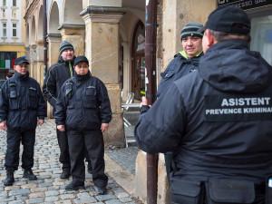 Hradec Králové chce rozšířit tým asistentů prevence kriminality