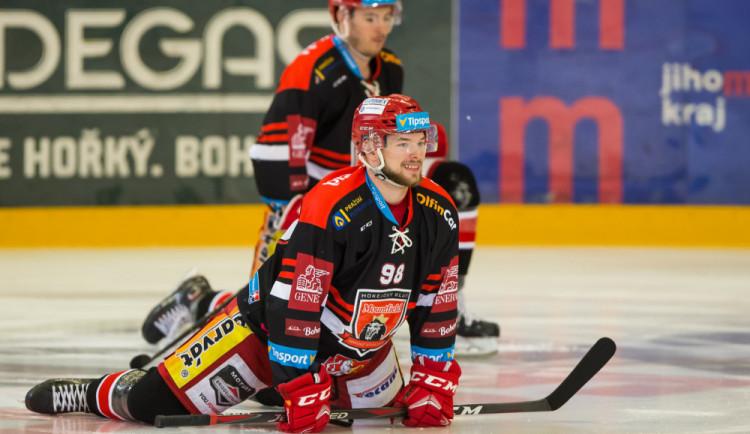 Hradečtí hokejisté dnes jedou na Olomouc