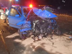 Pět zraněných při vážné dopravní nehodě u Rychnova nad Kněžnou