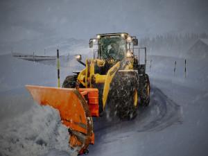 32 milionu korun už stála zima silničáře v Královéhradeckém kraji
