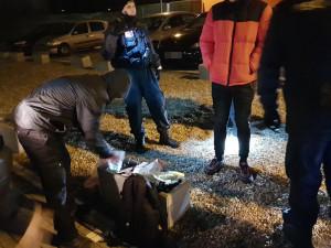 Policie si vHradci Králové došlápla na prodejce drog