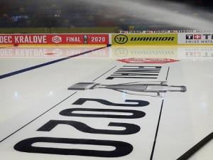 Hokejisté Hradce Králové se chystají na finále Ligy mistrů