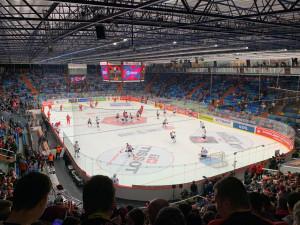 Mountfield prohrál ve finále hokejové Ligy mistrů 1:3