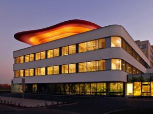 Stavba pavilonu kliniky infekčních nemocní vHradci Karlové má zelenou