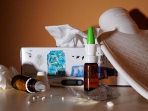Královéhradecký kraj je podle hygieniků za vrcholem epidemické vlny. Nemocných s chřipkou postupně ubývá