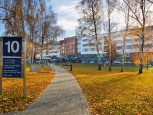 Fakultní nemocnice Hradec Králové dnes zrušila omezení návštěv