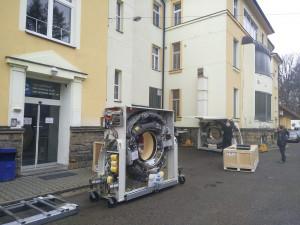 Nemocnice ve Dvoře Králové má nové CT. Vyšetření pacientů bude kratší a kvalitnější