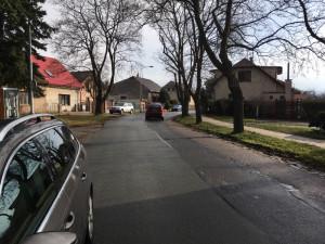 Hlavní ulice na Novém Hradci se dočká rekonstrukce. Práce omezí MHD