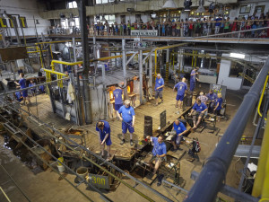 Sklárna v Harrachově propustí 10 procent zaměstnanců