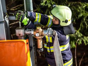 Hradečtí hasiči budou moci hasit i vodou ze zasněžování sjezdovek