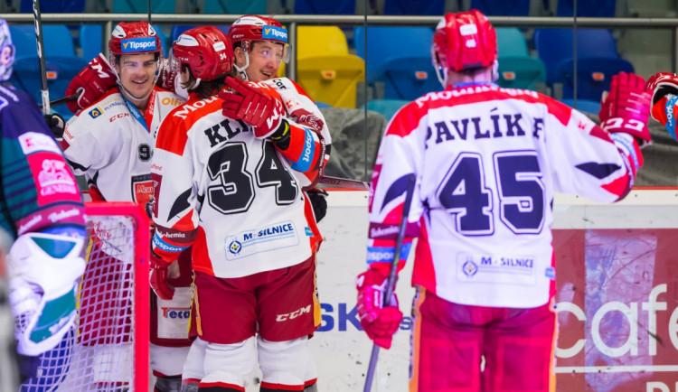 První zápas další hokejové extraligy bude hrát Moutfield proti nováčkům z Českých Budějovic