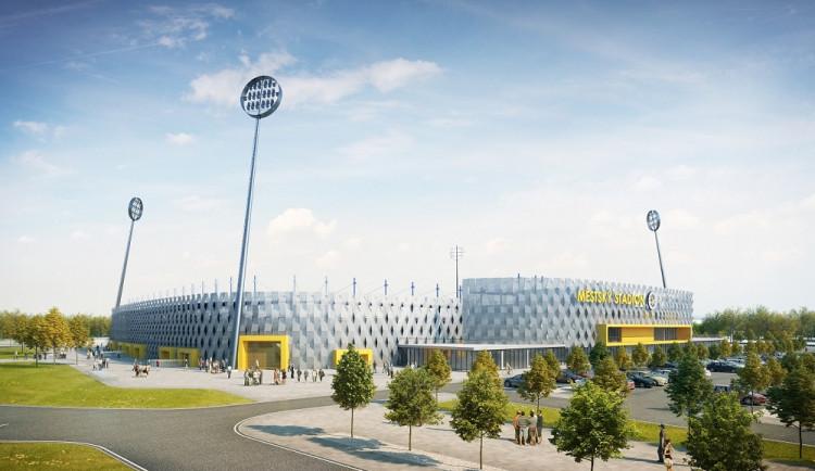 Hradec už má správce stavby fotbalového stadionu. V červnu chce město vypsat výběrové řízení na firmu, která stadion postaví