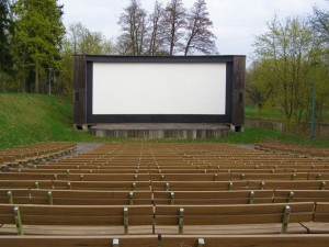 Letní kino Širák projde modernizací. Nové bude například osvětlení