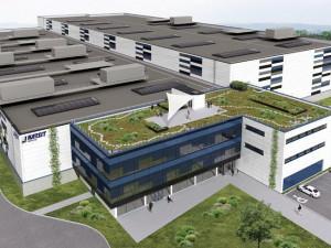 Stavba továrny na autodíly ve Dvoře Králové má zelenou