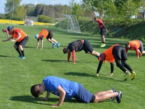 Hokejisté Mountfieldu zahájili letní přípravu