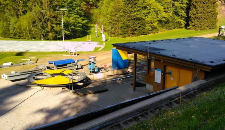 V Říčkách bude jezdit šestisedačková lanovka z Tyrolska. Firma dnes převezme staveniště