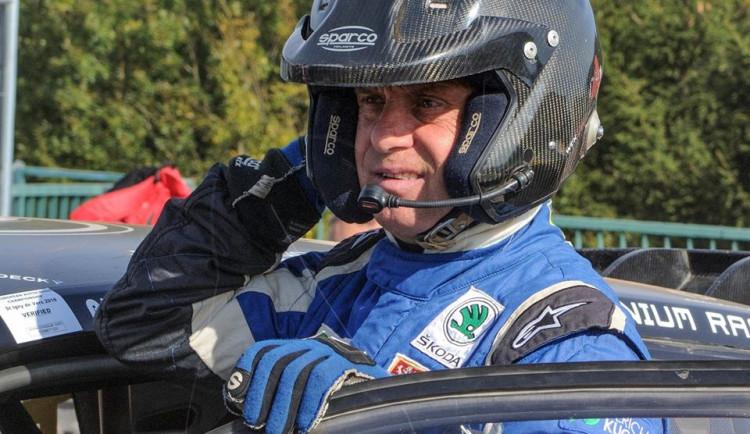 Autokrosař Fejfar už nepočítá s tím, že se letošní mistrovství Evropy uskuteční