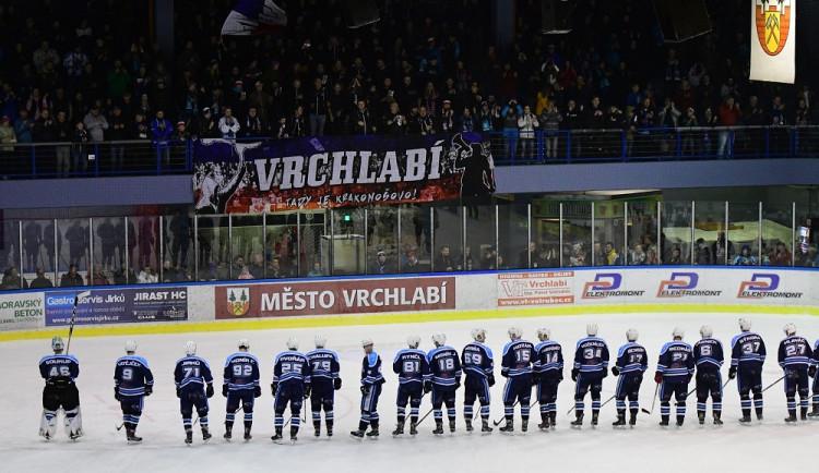 Hokejovému Vrchlabí pomůže trio slavných veteránů jen příležitostně
