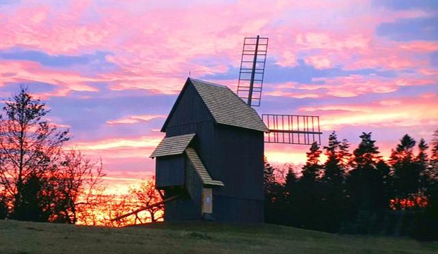 Nad Borovnicí na Trutnovsku se na konci června otevře větrný mlýn