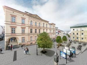 FOTO: Rekonstrukce pěší zóny v Trutnově začne v létě