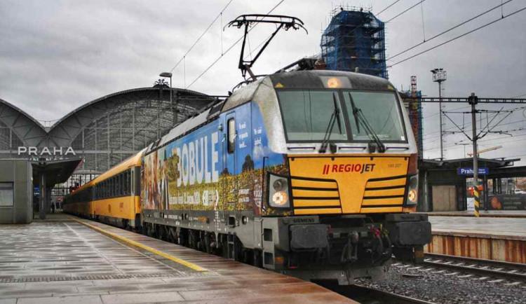 Ze sousedních Pardubic přímým vlakem do Chorvatska pod tisíc korun. RegioJet chystá nový spoj