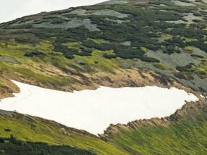 Sněhová Mapa republiky v Krkonoších stále drží. Může tu být šest metrů sněhu