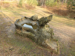 Původní Braunův betlém si mohou návštěvníci prohlédnout přes displej telefonu. Aplikace umí vrátit čas do 18. století