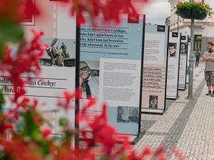 Oběti komunismu si v kraji připomeneme pietní akcí i putovní výstavou