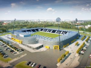 Správcem stavby fotbalového stadionu v Hradci bude Arcadis