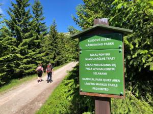 V Krkonoších platí nové vymezení zón a klidových území