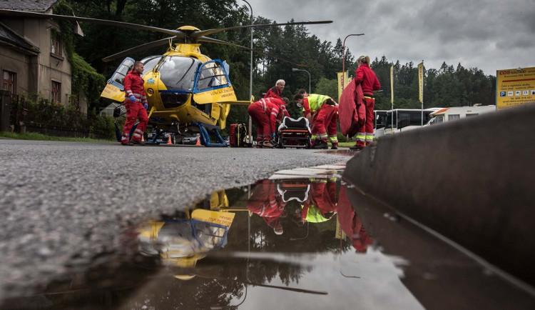 V Královéhradeckém kraji zemřelo během června šest lidí. Nejtragičtější nehoda se stala na Jičínsku