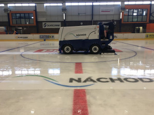 Náchodský zimní stadion nabízí využití už v tomto měsíci