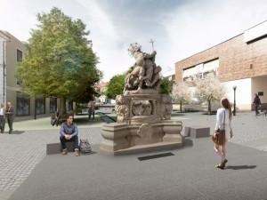 V Trutnově odstartovala rekonstrukce pěší zóny v Horské ulici. Stát bude 44 milionů korun