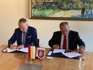Hradec Králové podepsal smlouvu se správcem stavby na vybudování nového fotbalového stadionu