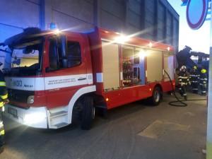 Požár kotle na biomasu napáchal v Borohrádku škodu za pět milionů