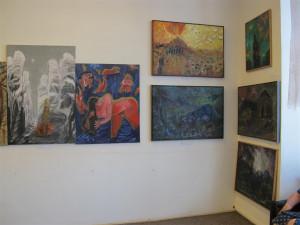 Muzeum v Železnici na Jičínsku představí dílo malíře Michaila Ščigola