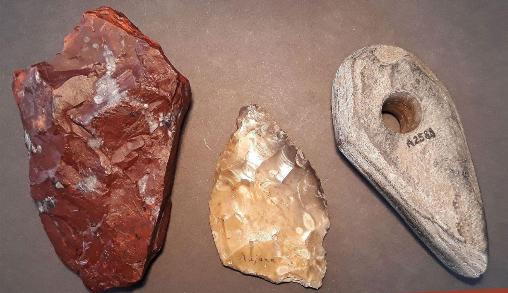 Amatérský archeolog objevil na Hradecku lokalitu z paleolitu