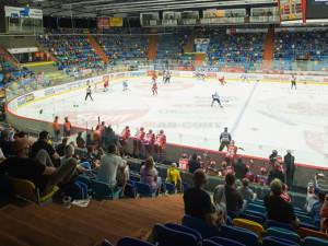 Hradecký Mountfield dnes sehraje třetí kolo Generali Česká Cupu na ledě Pardubic