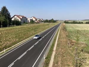 Obchvat Opočna byl otevřen bez souhlasu stavebního úřadu, auta na něj od úterý nemohou