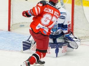 Hokejisté hradeckého Mountfieldu prohráli v Brně 2:3. Ve své skupině skončili druzí