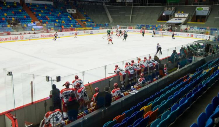 Zimní stadion v Hradci Králové se otevírá pro veřejnost. Stále platí přísná hygienická opatření