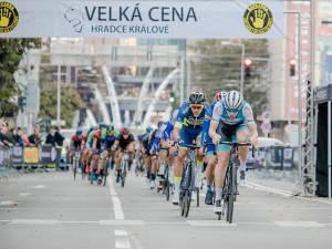 Centrum Hradce bude zítra patřit cyklistům. Řidiči se na Ulrichovo náměstí nedostanou