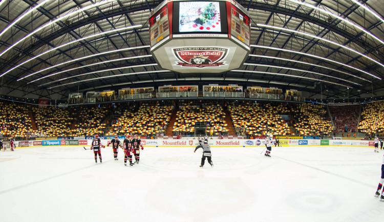 Příští týden startuje hokejová extraliga. Mountfield má první zápasy nalajnované