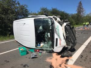 O letošních prázdninách zemřelo na silnicích v Česku nejméně lidí za posledních třicet let. V Královéhradeckém kraji bylo obětí dopravních nehod celkem 7