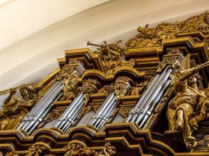 Záchrana starých varhan v celém kraji stála hejtmanství přes 16 milionu korun. Zachránit se jich podařilo necelých 50