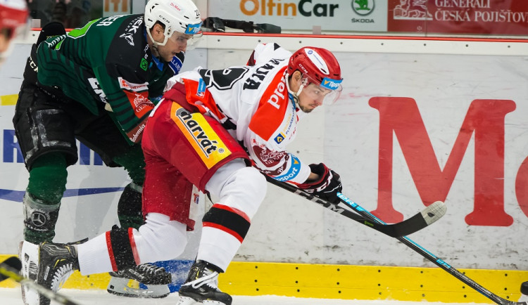 Hokejisté Mountfieldu vyrazí do Varů, kde nastoupí poprvé s Hronkem