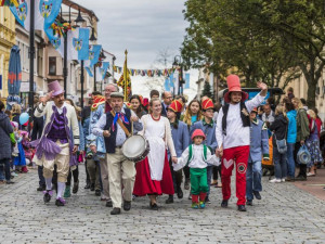 Pohádkový festival v Jičíně se letos nekoná. I tak je ve městě připravený kulturní program