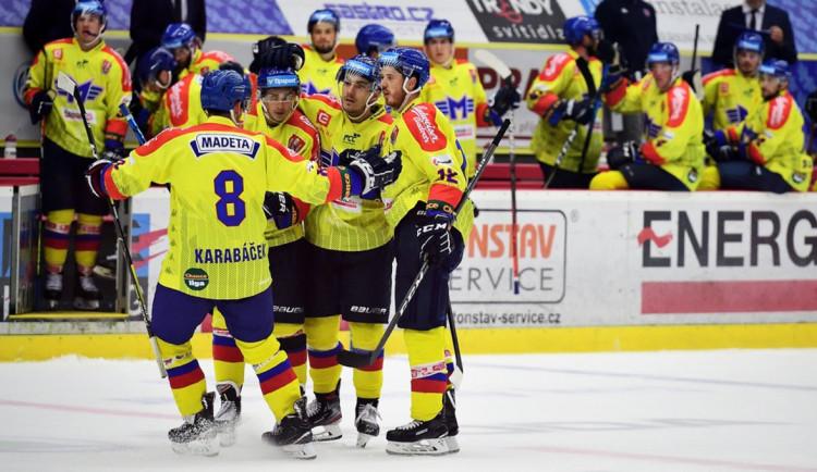 Startuje hokejová extraliga. Mountfield se vrací na led do Českých Budějovic
